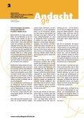 Dezember 2006 - Gemeinde an der Peterskirche - Page 2