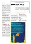 Weihnachten 2010 - Gemeinde an der Peterskirche - Page 3