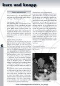 An(ge) - Gemeinde an der Peterskirche - Page 6