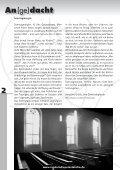 An(ge)dacht 2 Jubelkonfirmation 3 Pekiworld 4 kurz und knapp 7 ... - Page 2