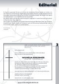 An(ge)dacht 2 Editorial 3 Wilhelm Kirchner 3 ... - Peterskirche - Page 3