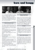 An(ge)dacht 2 Editorial 3 Wilhelm Kirchner 3 ... - Peterskirche - Page 7