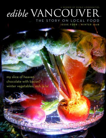 edible VANCOUVER® - Edible Communities