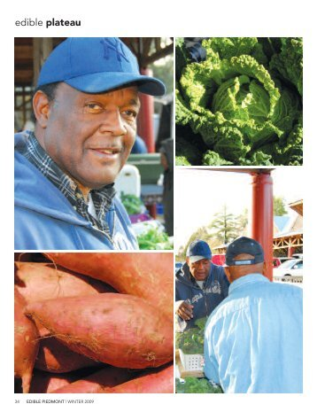 edible plateau - Edible Communities