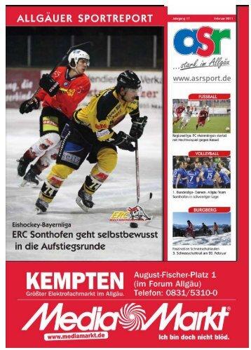 1-28_Februar 2011.p65 - Allgäu Sport Report