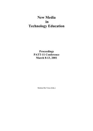 New Media in Technology Education