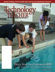 Design Your Own Underwater ROV - International Technology and ...