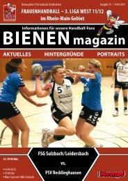 Ausgabe 72 - Recklinghausen 14.04.2012