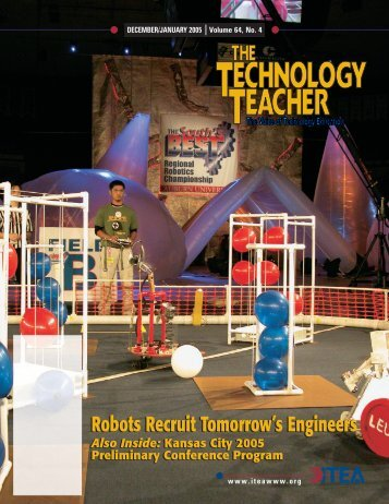 December/January 2005 - International Technology and ...