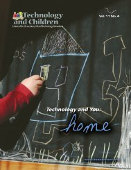 Technology and You: - International Technology and Engineering ...