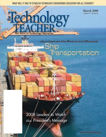 March 2008 - Vol 67, No.6 - International Technology and ...