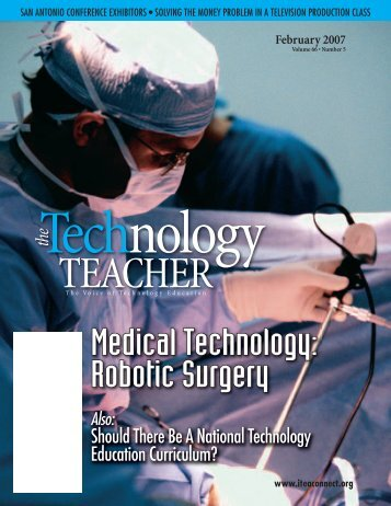 Medical Technology - International Technology and Engineering ...