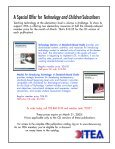 March 2005 - Vol 9, No. 3 - International Technology and ... - Page 2