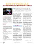 March 2005 - Vol 9, No. 3 - International Technology and ... - Page 4