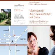 Informationen (Flyer PDF) - Rupert-Mayer-Haus