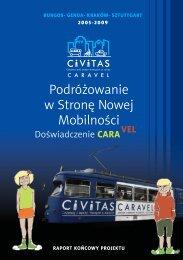 Podróżowanie w Stronę Nowej Mobilności - CIVITAS