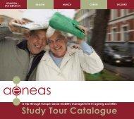 [PDF] AENEAS Study Tour Catalogue
