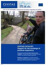 CIVITAS CATALIST - Rupprecht Consult