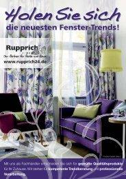 die neuesten Fenster-Trends! - Rupprich Markt Schwaben
