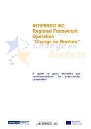 Change on Borders - Rupprecht Consult