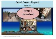 IWMP-3 - Commissionerate of Rural Development Gujarat State ...