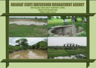 IWMP-6 - Commissionerate of Rural Development Gujarat State ...