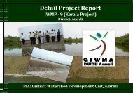 IWMP-9 - Commissionerate of Rural Development Gujarat State