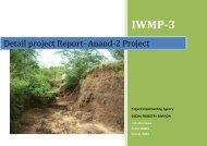 IWMP-3 - Commissionerate of Rural Development Gujarat State