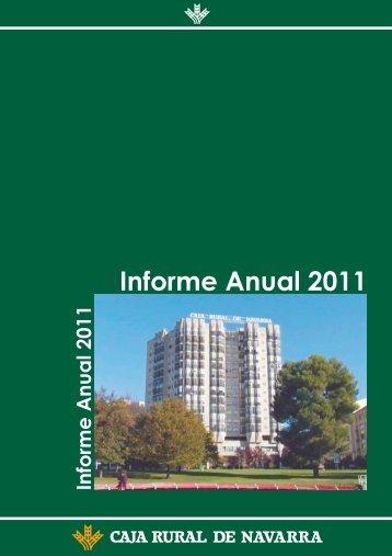 Informe Anual 2011 - Caja Rural de Navarra