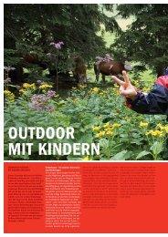 outdoor Mit Kindern - Bewatrek