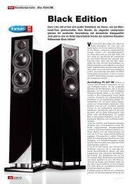 Black Edition - Elac