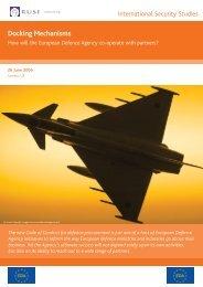 Docking Mechanism brochure - RUSI