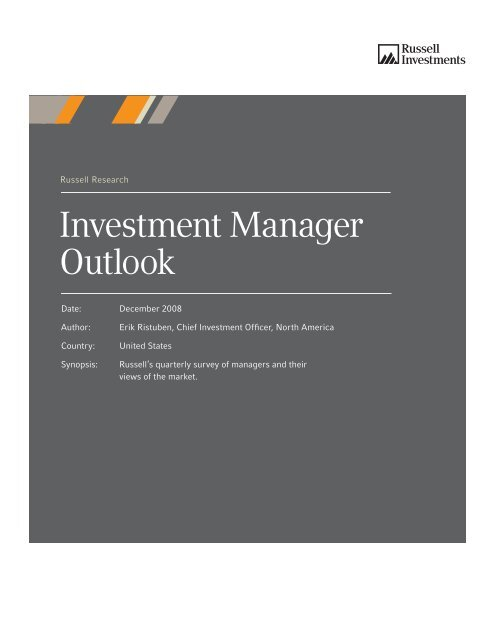 Erik ristuben russell investments careers anny chou carleton investment office