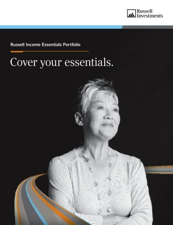 Cover your essentials. - Russell Investments