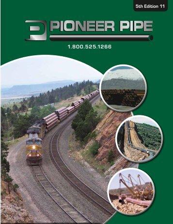 Pioneer Pipe - Russel Metals, Inc.
