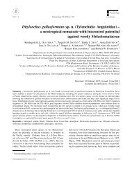 Ditylenchus gallaeformans sp. n. (Tylenchida: Anguinidae) – a ...