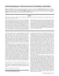 Table 1 - Russian Journal of Nematology