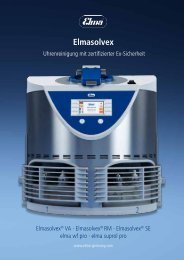 Elmasolvex-VA Prospekt - RUTECH Rupp GmbH