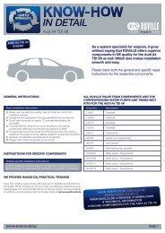 Audi A4 TDI V6 - Ruville