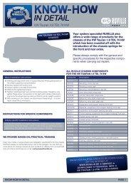 VW Touran 1.9 TDI, 74 kw - Ruville