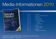 Media-Informationen 2010
