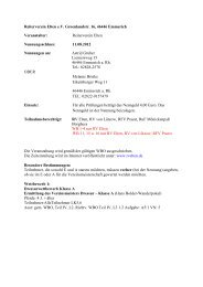 Reiterverein Elten e.V. Groenlandstr. 16, 46446 Emmerich ...