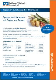 20130403_Flyer Spargelfahrt - Raiffeisen-Volksbank Neustadt eG