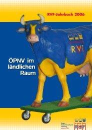 RVF-Jahrbuch 2006 ÖPNV im ländlichen Raum