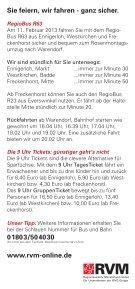 Fahrplan Karneval Warendorf - RVM - Seite 2