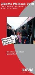 StadtBus 22 RegioBus R 22 RegioBus R 32 - RVM