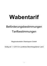 PDF herunterladen - Regionalverkehr Oberbayern