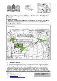 Ehemaliges Kokereigelände - Regionalverband Saarbrücken