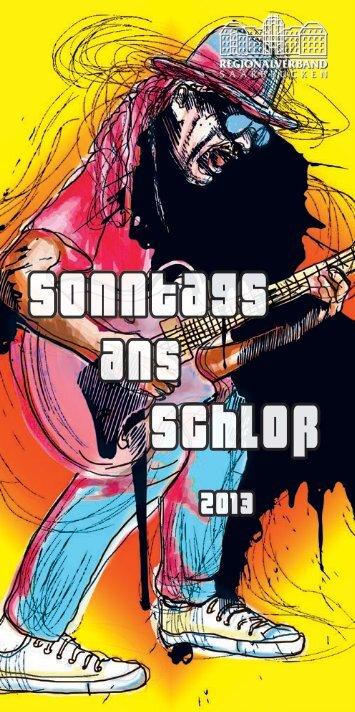 Sonntags ans Schloß 2013 - Regionalverband Saarbrücken