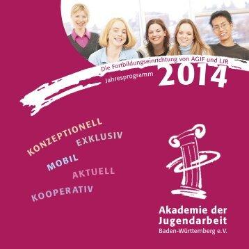 Akademie der Jugendarbeit